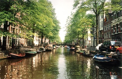 Amsterdam Location Scout, Location Manager & Fixer.