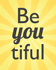 Be You tiful - Yellow