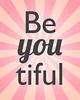 Be You tiful - Pink
