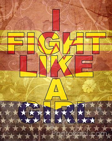 I Fight Like A Girl