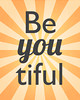 Be You tiful - Orange