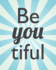 Be You tiful - Blue