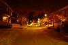 The street where I live. Tyresö Stockholm