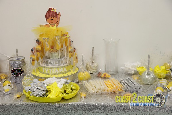 Tytiana & Sha-Lee Baby Shower
