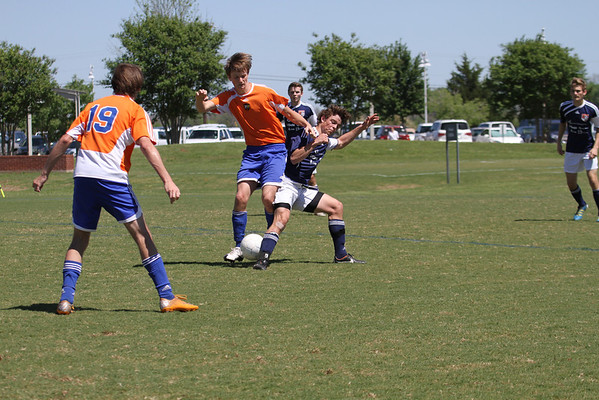 U-17 Pride Crossroads Cup March 24-25, 2012