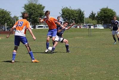 U-17 Pride Crossroads Cup March 24-25, 2012