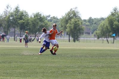U-17 Pride State Qualifiers May 20, 2012