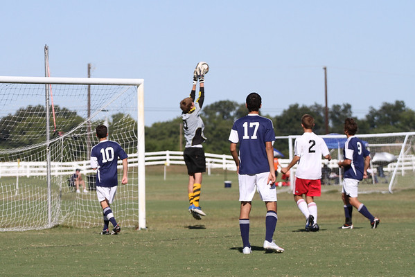 U-17 Pride v Chicago Fire, Oct 2, 2011
