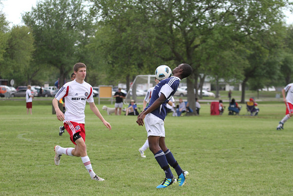 U17 Pride v Chicago Fire March 17, 2012