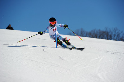 U10 2016 Ski Races