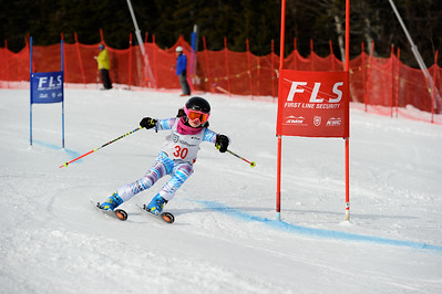 U10 G Killington GS 2016 Run 1