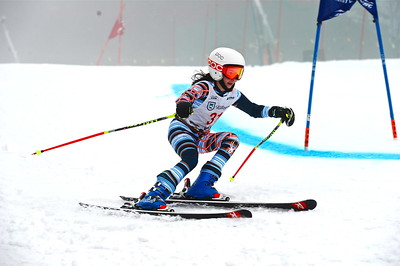 U12 GS Killington Run 1