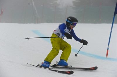 U12 GS Killington Run 2