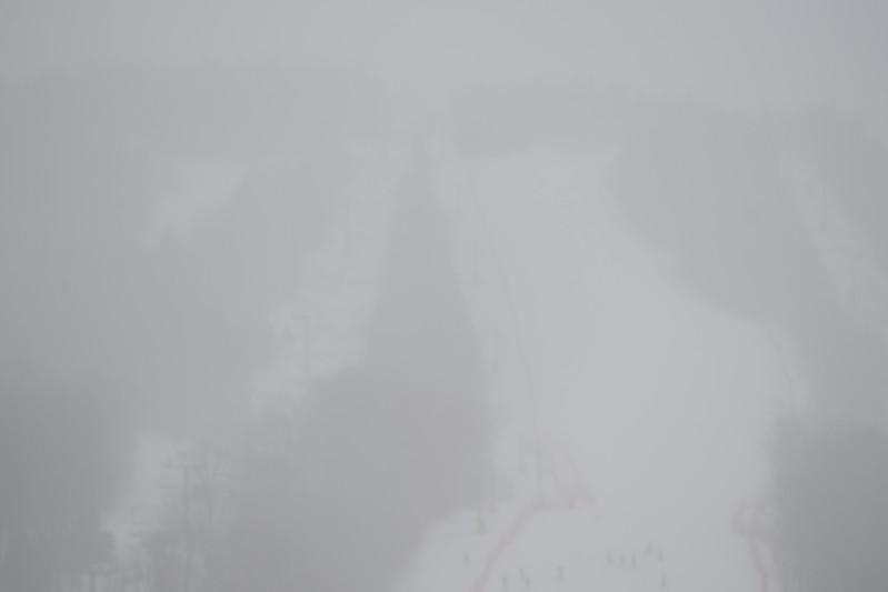 -5F and fog