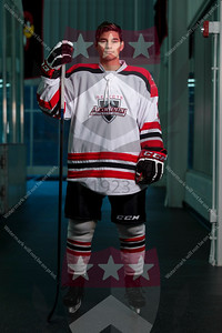 South Kent School  U16 Selects Academy Hockey Portraits