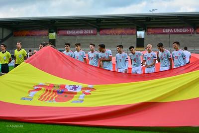 U17 Spanish Team