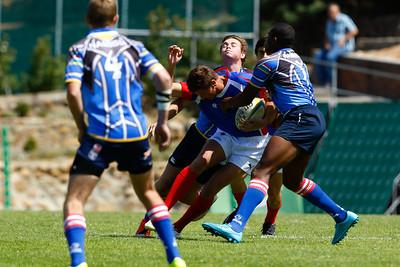 Limpopo Blue Bulls vs Namibia