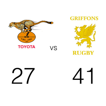 Free State vs Griffons