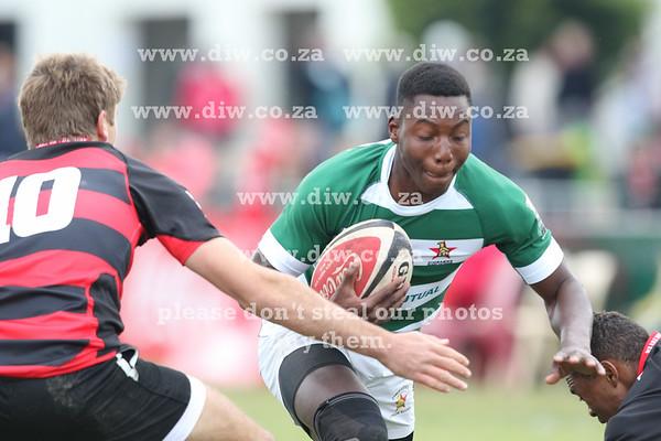 Eastern Province CD vs Zimbabwe Day 4