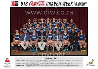 Griquas Country Districts