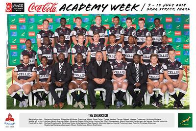 Academy the sharks cd