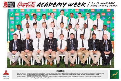 Academy Pumas CD