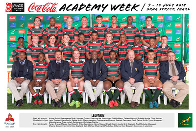 Academy Leopards