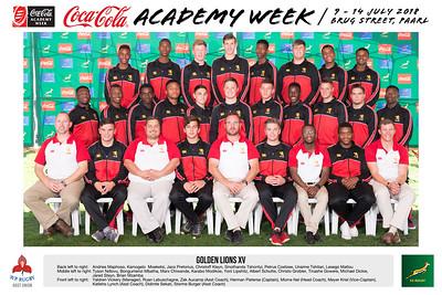 Academy Lions XV