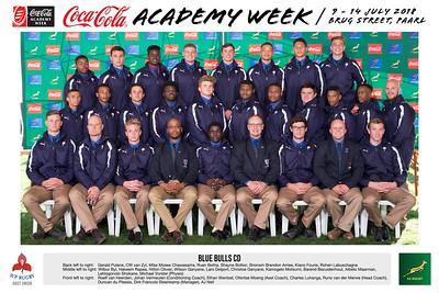 Academy Blue bulls CD