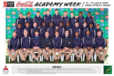Academy Blue bulls