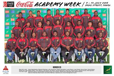 Academy Border CD