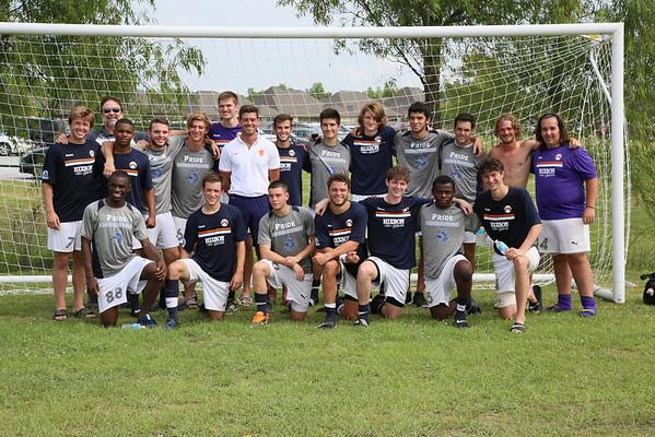 U19 Pride Soccer Regionals Baton Rouge June 2014