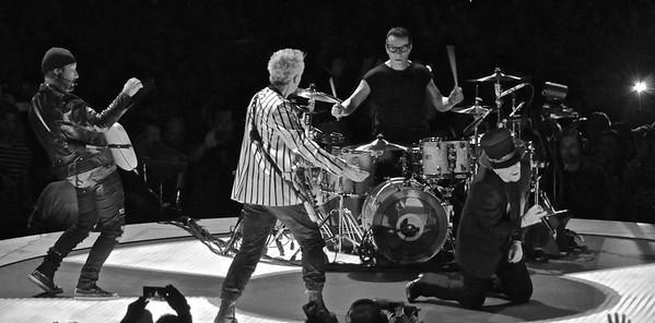 U2 Belfast October 28th 2018