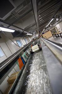 University of Alaska Anchorage,  Engineering and Industry Building hydro-fluke.  091015 EIB 014 tek.JPG
