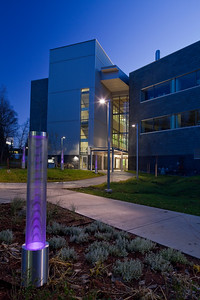 Integrated Science Building. (Photos by Chris Arend)  2009 ISB 727.JPG