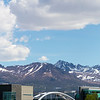 "EIB Health building bridge in front of the Chugach mountain range. Summer on the campus of the University of Alaska Anchorage  <div class=""ss-paypal-button"">20170601-Campus-life-TEK-011.JPG</div><div class=""ss-paypal-button-end""></div>"