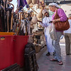 Shopping in the souq
