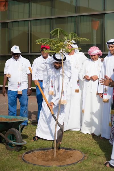 UAE National Day Celebrations at Emirates Steel - Nov 26th 2015