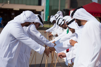 Traditional UAE Dance
