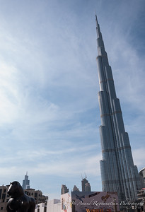 Can you feel the Burj?