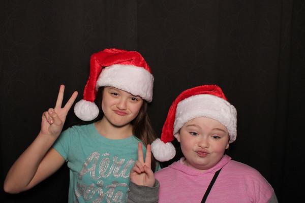 UAW Local 245 Christmas Party - Santa Beard Booth