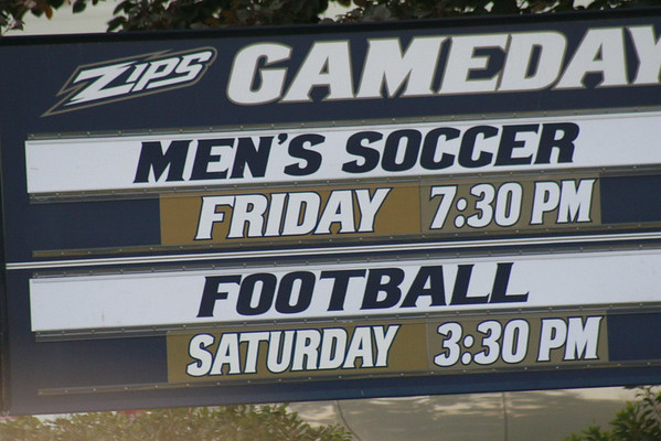 University of Akron Men's Soccer