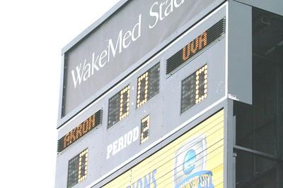 #1 University of Akron Men's Soccer (0) v #2 Virginia (0)