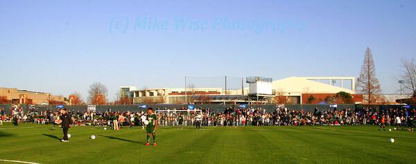 #1 University of Akron Men's Soccer (2) v #16 University of South Florida (0)