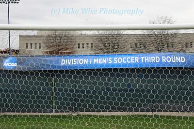 #1 University of Akron Men's Soccer (2) v #17 Stanford (0)