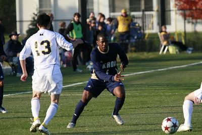 #1 University of Akron Men's Soccer (5) v Michigan (1)