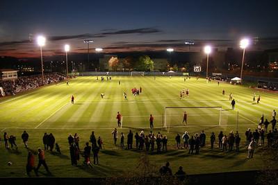 #1 University of Akron Men's Soccer (1) v Northern Illinois (0)