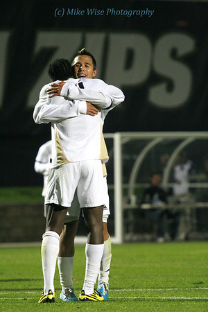 #1 University of Akron Men's Soccer (4) v SUNY Buffalo (0)