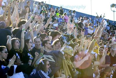#3 University of Akron Men's Soccer (1) v. #1 Louisville (0) NCAA D1 National Champions