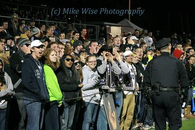 #1 University of Akron Men's Soccer (7) v Michigan (1)